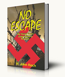 Project Image: No Escape Book Translation